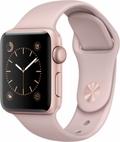 Apple Apple Watch Series2 38mmローズゴールドアルミニウム/ピンクサンドスポーツバンド
