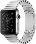 Apple Apple Watch Series2 42mmステンレススチール/リンクブレスレット