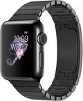 Apple Apple Watch Series2 38mmスペースブラックステンレススチール/スペースブラックリンクブレスレット