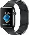 AppleApple Watch Series2 42mmスペースブラックステンレススチール/スペースブラックリンクブレスレット