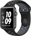 AppleApple Watch Series2 Nike+ 42mmスペースグレイアルミニウム/ブラック/クールグレーNikeスポーツバンド