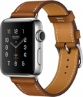 AppleApple Watch HERMES Series2 38mmシンプルトゥール ヴォーバレニア(フォーヴ)レザー MNTP2J/A