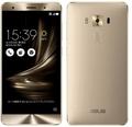 ASUS ZenFone 3 Deluxe 5.7インチ 6GB 256GB ゴールド (国内版SIMロックフリー) ZS570KL-GD256S6