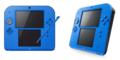 Nintendoニンテンドー 2DS ブルー FTR-S-BCAA