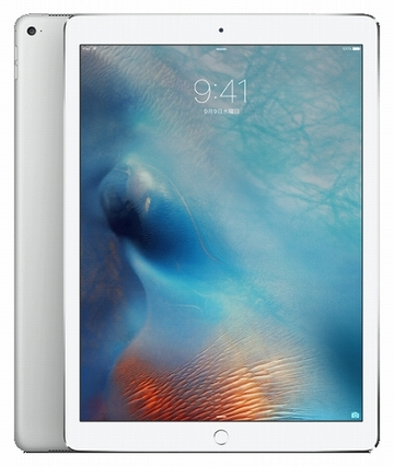 Appledocomo 【SIMロック解除済み】 iPad Pro 12.9インチ(第1世代) Cellular 128GB シルバー ML2J2J/A