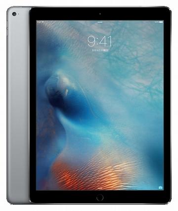 AppleSoftBank 【SIMロック解除済み】 iPad Pro 12.9インチ(第1世代) Cellular 128GB スペースグレイ ML2I2J/A