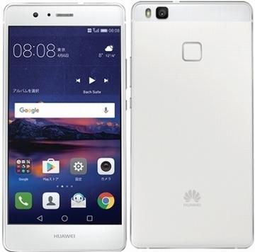 HuaweiUQmobile HUAWEI P9 lite PREMIUM VNS-L52 ホワイト(SIMフリー)