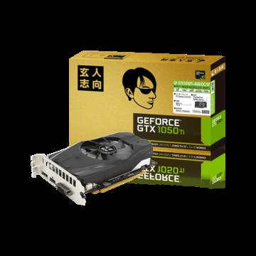 玄人志向GF-GTX1050Ti-4GB/OC/SF GTX1050Ti/4GB(GDDR5)/PCI-E