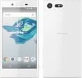 SONYdocomo Xperia X Compact SO-02J White