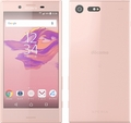 SONY docomo Xperia X Compact SO-02J Soft Pink