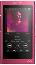 SONYWALKMAN(ウォークマン) NW-A35 16GB ボルドーピンク