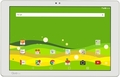 LG電子 au Qua tab PZ LGT32 ホワイト