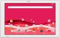 LG電子 au Qua tab PZ LGT32 ピンク