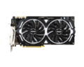 MSIGeForce GTX 1080 ARMOR 8G OC GTX1080/8GB(GDDR5X)/PCI-E