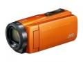 JVCEverio R GZ-RX670-D サンライズオレンジ