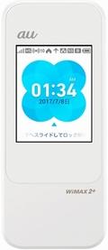 Huaweiau Speed Wi-Fi NEXT W04 HWD35 ホワイト HWD35SWA