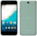 SHARPymobile Android One S1 ターコイズ