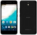 SHARPymobile Android One S1 ブラック