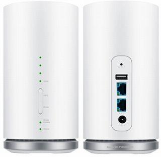 HuaweiUQ Speed Wi-Fi HOME L01 HWS31 ホワイト HWS31SWU