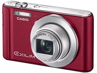 CASIOEXILIM EX-ZS240RD レッド