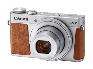 CanonPowerShot G9 X Mark II シルバー