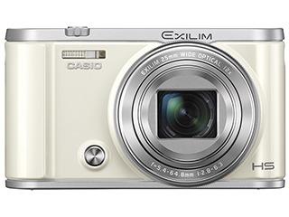 CASIOHIGH SPEED EXILIM EX-ZR3200WE ホワイト