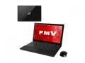 Fujitsu LIFEBOOK AH AH77/B1 FMVA77B1B シャイニーブラック