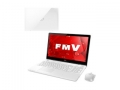 FujitsuLIFEBOOK AH AH77/B1 FMVA77B1W プレミアムホワイト