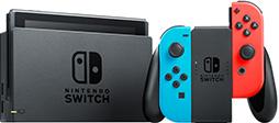 NintendoSwitch 本体 Joy-Con(L) ネオンブルー/(R) ネオンレッド HAC-S-KABAA