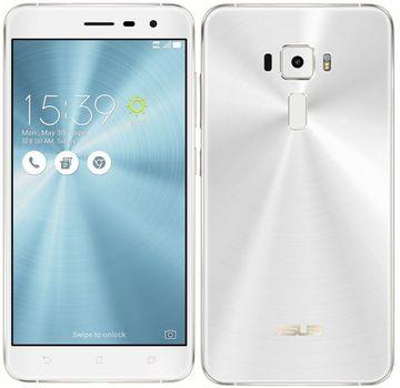 ASUSZenFone 3 5.5インチ 4GB 64GB パールホワイト (国内版SIMロックフリー) ZE552KL-WH64S4