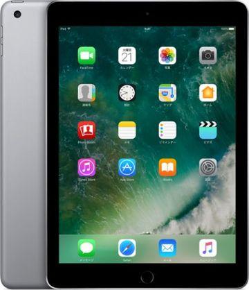 iPad(第5世代/2017) Wi-Fiモデル 32GB スペースグレイ MP2F2J/A