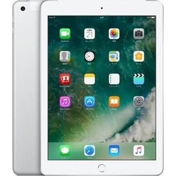 iPad(第5世代/2017) Cellular 32GB シルバー (国内版SIMロックフリー) MP1L2J/A