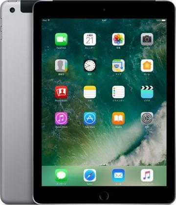 iPad(第5世代/2017) Cellular 128GB スペースグレイ (国内版SIMロックフリー) MP262J/A