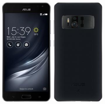 ASUSZenFone AR 8GB 128GB ブラック (海外版SIMロックフリー) ZS571KL