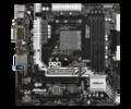 ASRockAB350M Pro4 B350/AM4/MicroATX