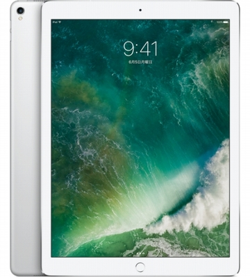 au iPad Pro 12.9インチ(第2世代) Cellular 64GB シルバー MQEE2J/A