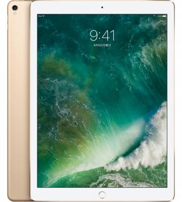 au iPad Pro 12.9インチ(第2世代) Cellular 256GB ゴールド MPA62J/A