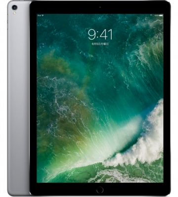 iPad Pro 12.9インチ(第2世代) Wi-Fiモデル 512GB スペースグレイ MPKY2J/A