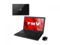 Fujitsu LIFEBOOK AH AH53/B2 FMVA53B2B シャイニーブラック