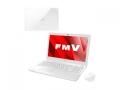Fujitsu LIFEBOOK AH AH53/B2 FMVA53B2W プレミアムホワイト