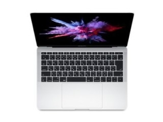 AppleMacBook Pro 13インチ 2.3GHz Touch Bar無し 256GB シルバー MPXU2J/A (Mid 2017)