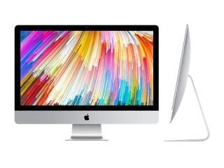 AppleiMac 27インチ Retina 5Kディスプレイモデル MNE92J/A (Mid 2017)