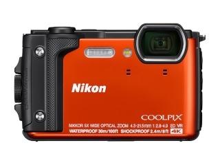 NikonCOOLPIX W300 オレンジ
