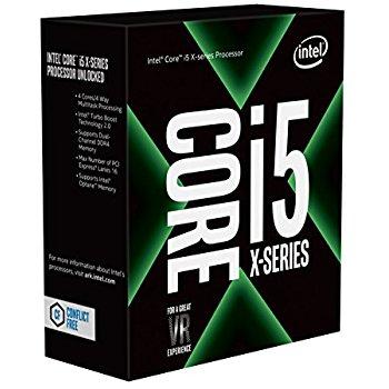 IntelCore i5-7640X(4GHz/TB:4.2GHz) BOX LGA2066/4C/4T/L3 6MB/TDP112W