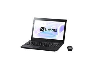 NECLAVIE Note Standard NS700/HAB PC-NS700HAB クリスタルブラック