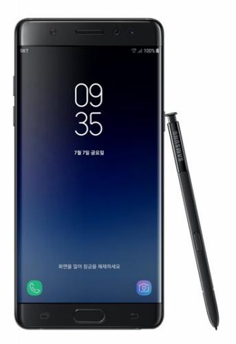SAMSUNGGALAXY Note Fan Edition(FE) SM-N935 64GB Black Onyx(海外携帯)