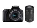 Canon EOS Kiss X9 ダブルズームキット [ブラック]