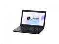 NECLAVIE Direct NS(H) Note Standard GN358B/AB PC-GN358BAGB クリスタルブラック