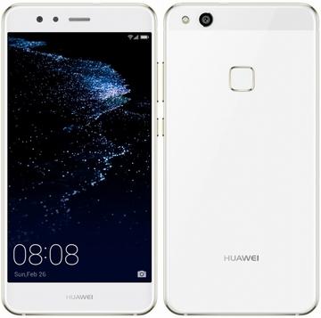 HuaweiUQmobile HUAWEI P10 lite WAS-LX2J(HWU32) パールホワイト(SIMフリー)