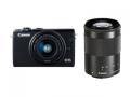 CanonEOS M100 ダブルズームキット ブラック